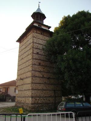 Часовникова кула в Етрополе