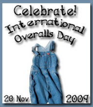 International Overalls Day November 20th
