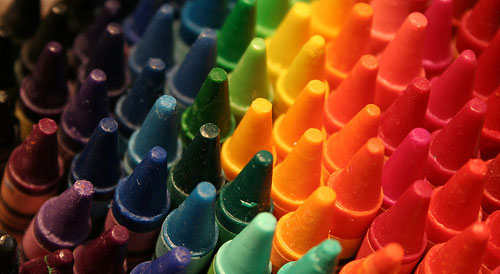 OxiiKill --------------- Crowded_crayon_colors