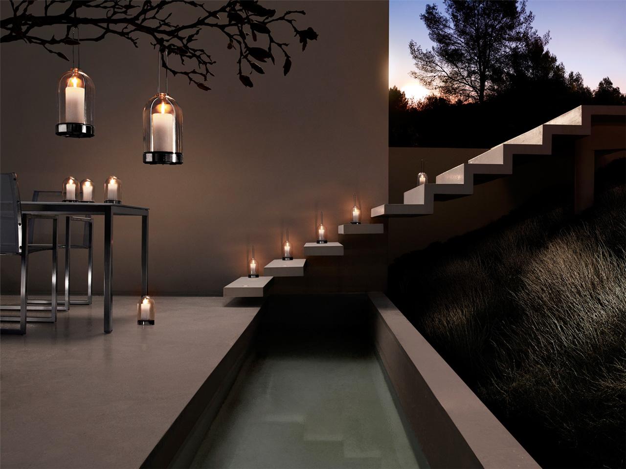 Home design news lampade di design per creare un ambiente caldo