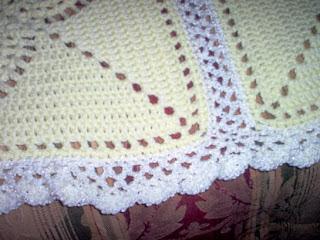 pineapple border pattern crochet � free crochet patterns