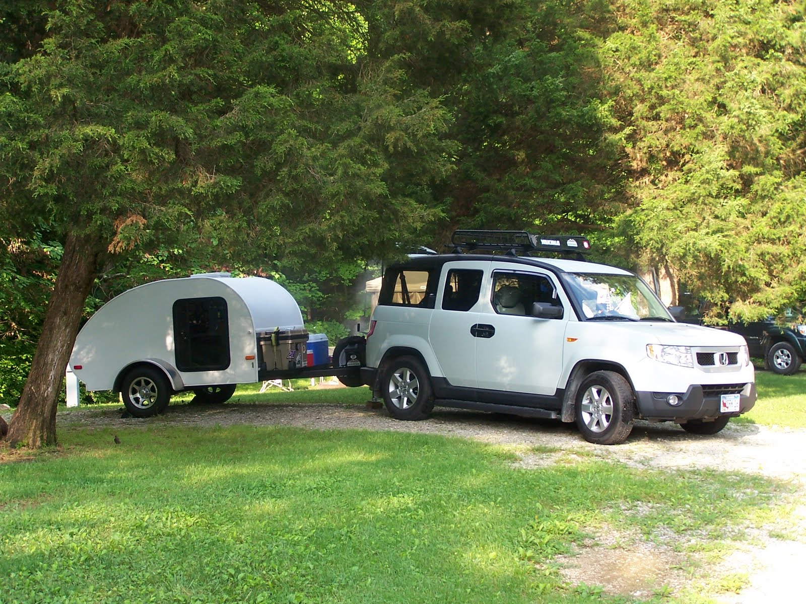 Alan Amp Carie39s Blog 2010 05 22 Teardrop Amp Tiny Trailer Rally