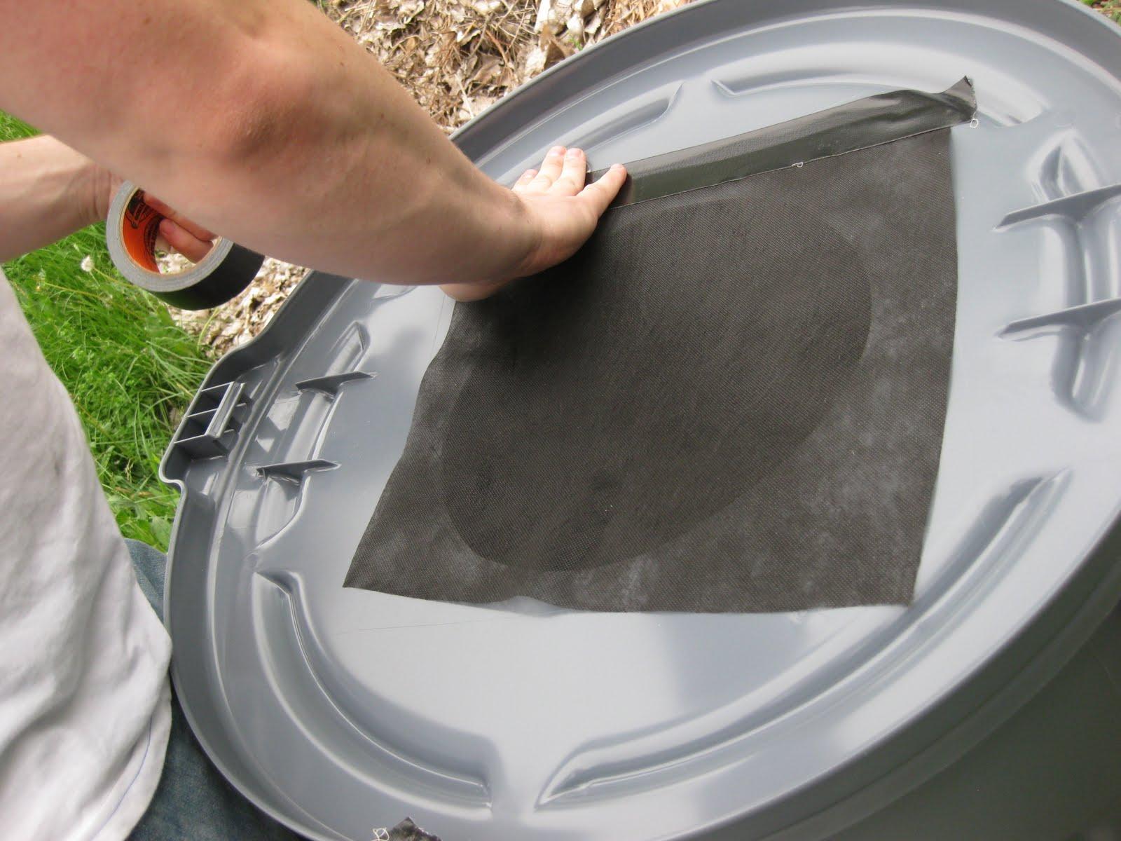 how to put down gunpowder barrels