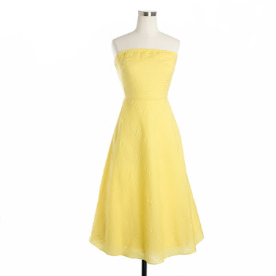 Bridesmaid Dresses Yellow on Married   More With Michelle  The Perfect Yellow Bridesmaid Dress