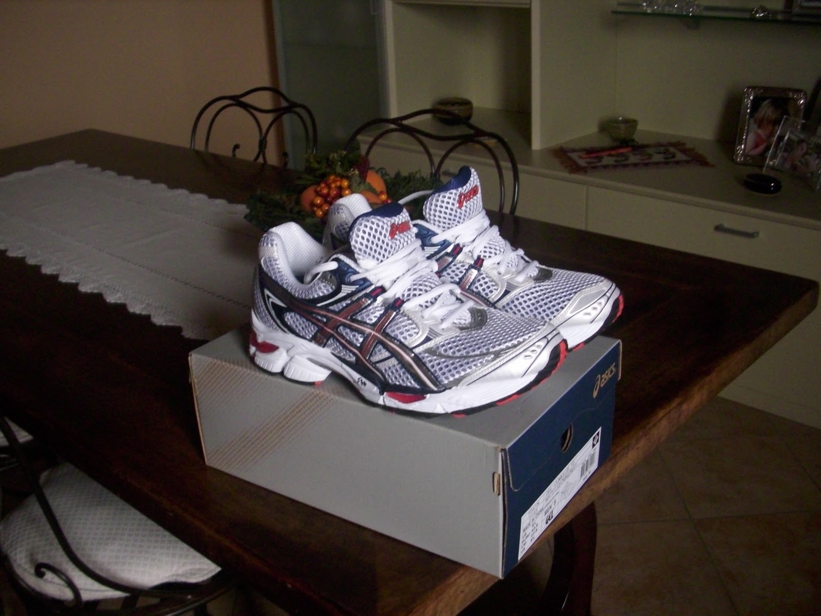 Running shoes story: 2004-2011, il grande terremoto