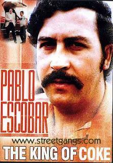 Docs de Choc - Pablo-Escobar , Baron de la Drogue affiche