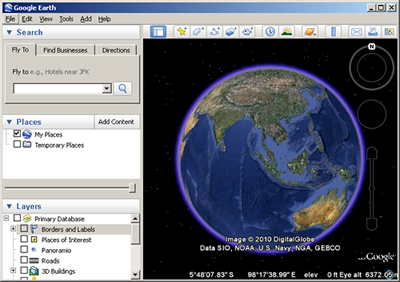 Eastern geek creating kml and kmz files for your custom google maps creating placemarks gumiabroncs Images