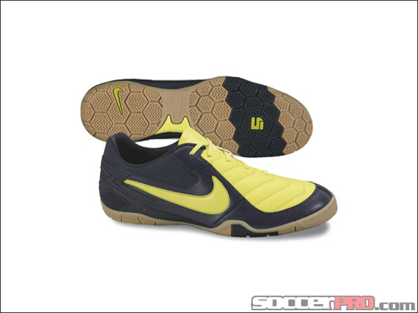 The Nike5 T-3 FS Indoor shoe, check it out at laligaweekly.com