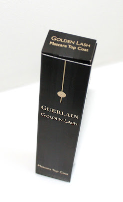 GuerlainMascaraTop1 Check out my recent acquiry for my collection of golden makeup!