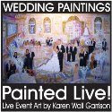 live event painter artist
