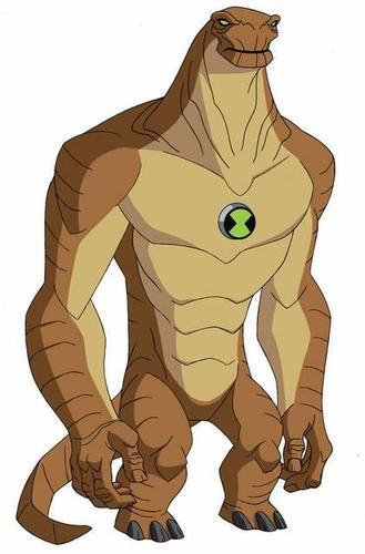 Ben 10 ultimate alien aliens de ben 10 ultimate alien - Ben ten alien x ...