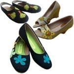 Koleksi Aneka Sepatu 2012