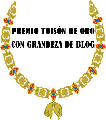 Gran galardón concedido por su majestad el rey Carolus II