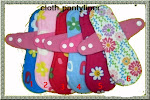 Babysnowdrops Cloth Pantyline (CPL)