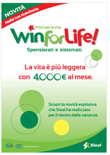WIN FOR LIFE - WINFORLIFE