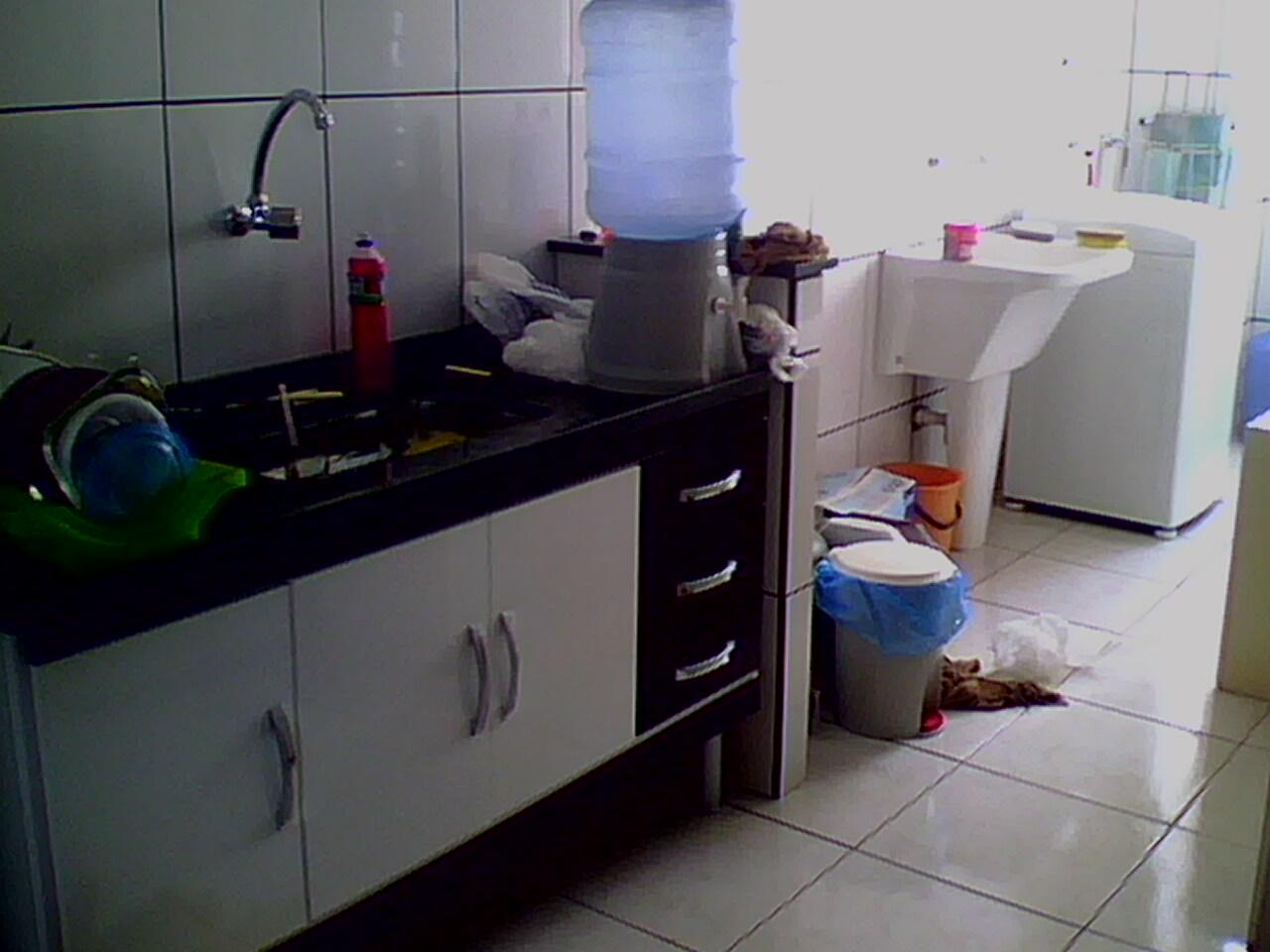 #4B5480  da cozinha mais para esquerda para aumentar a área da lavanderia 1280x960 px Projetos Cozinha Lavanderia_5095 Imagens