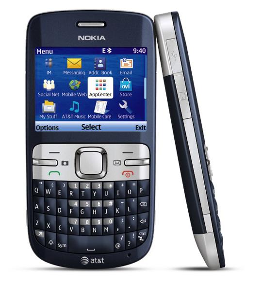 New Nokia Technology: Nokia c3