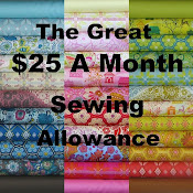 The Great $25 a Month Sewing Allowance