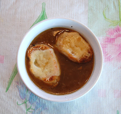 Americas Test Kitchen French Onion Soup Recipie