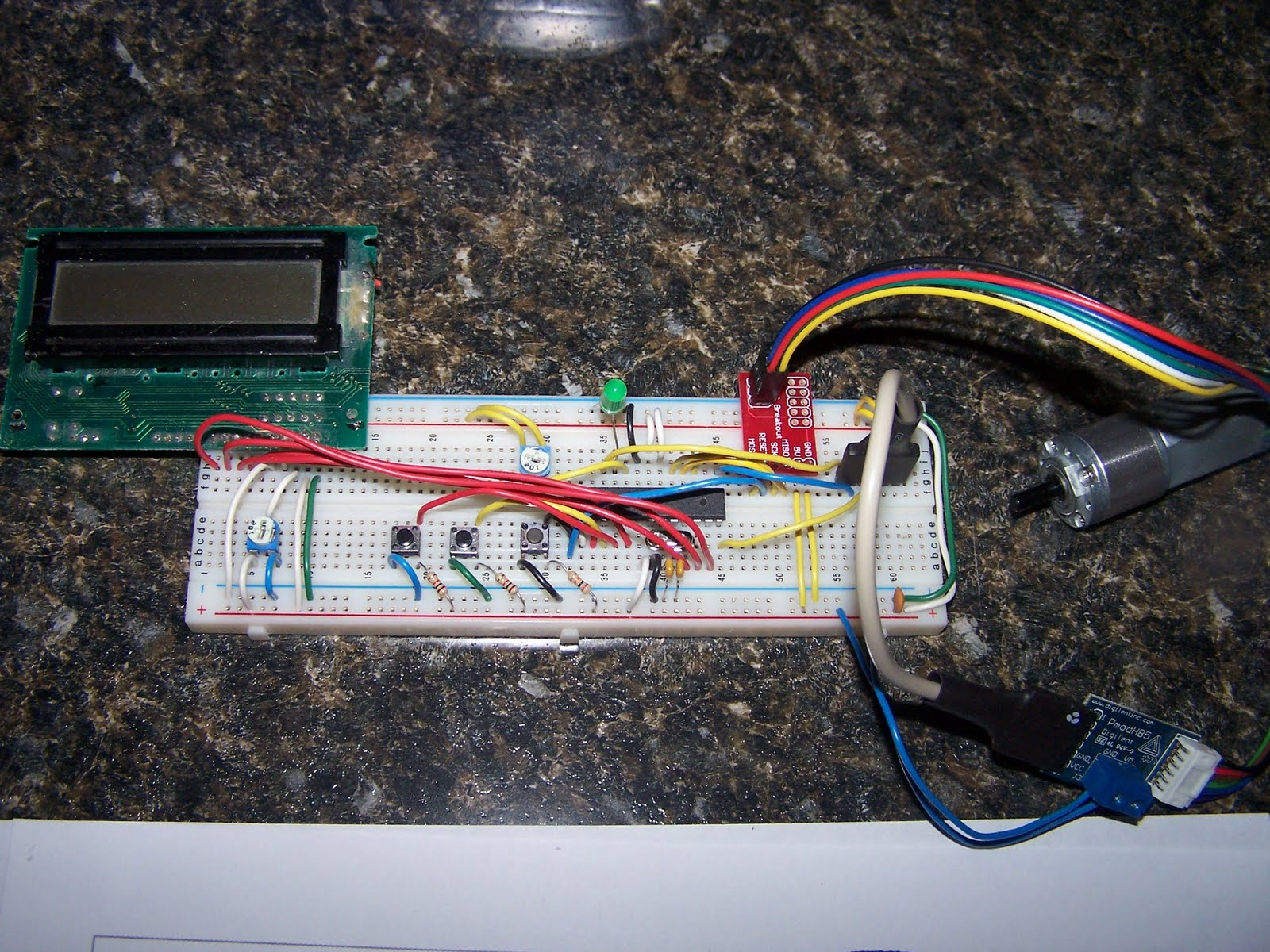 Electrical Engineering Projects : My electrical engineering projects pid controller