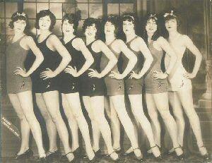 Womens Vintage Swimwear