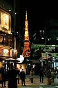 やはり、輝く東京タワーにどうしても足が向いてしまいますね。