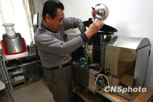 Inventan en china un robot que cocina - Que hace un robot de cocina ...