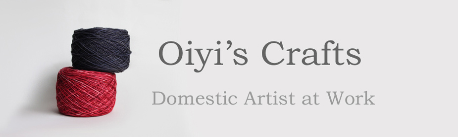 Oiyi&#39;s Crafts