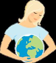 cuide do planeta faça sua parte