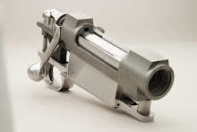 GMA actions are machined from bar stock like original Mausers, not made from investment castings.