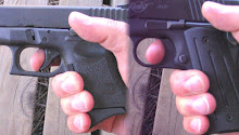 Kimber RCP accommodates your important little finger without a magazine grip extension