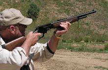 The Marlin 1895 Guide Gun handles recoil well, is handy and fast.