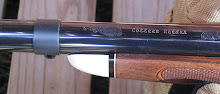 Gunsmith Gary Reeder built this custom Remington 700 for his wife, Colleen.