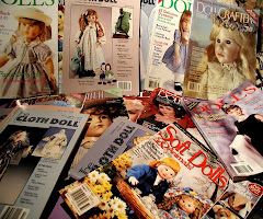 Past Issues of Doll Magagines
