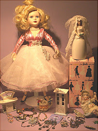 Dolls, Costume Jewelry, Doll Furniture