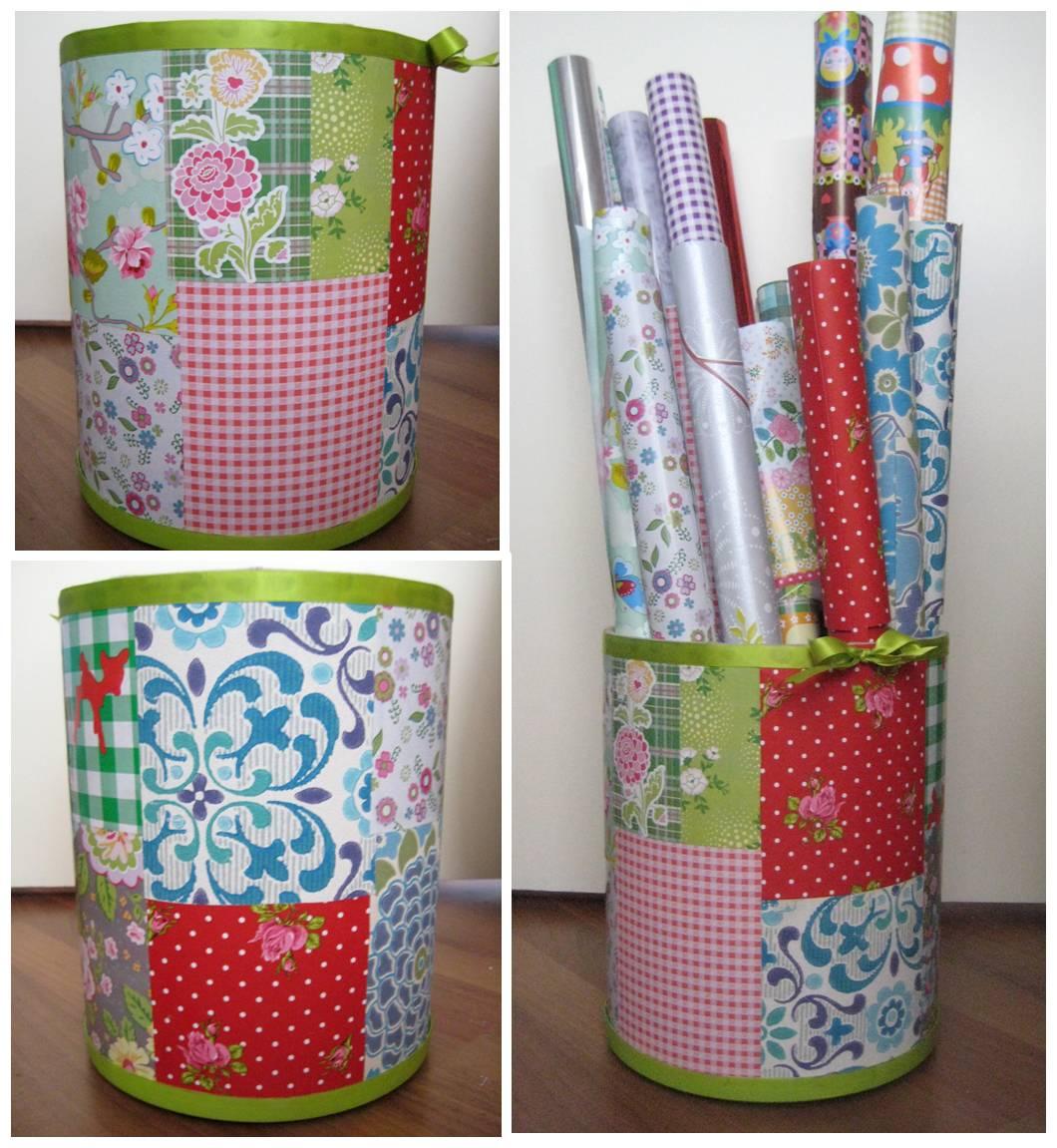 By miekk een ton vol papier - Hoe een kamer van een kind te versieren ...