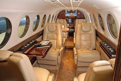 King Air 350  Avi  O Particular Do RR Soares E Ren   Terra Nova