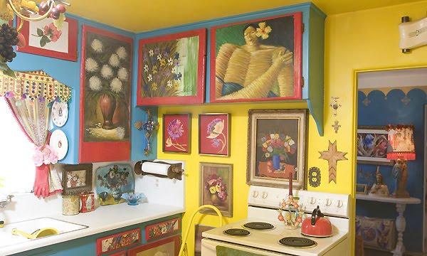 Funky Kitchen Design Ideas ~ Avant garde design doing kitchens differently