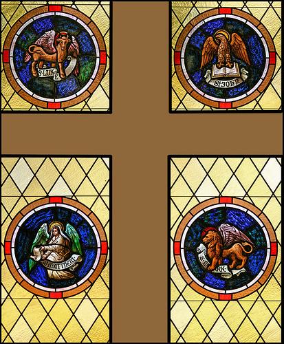 Catholic By Grace: Four Gospel Writers in Revelations