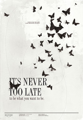 Never Too Late, by Eva Juliet