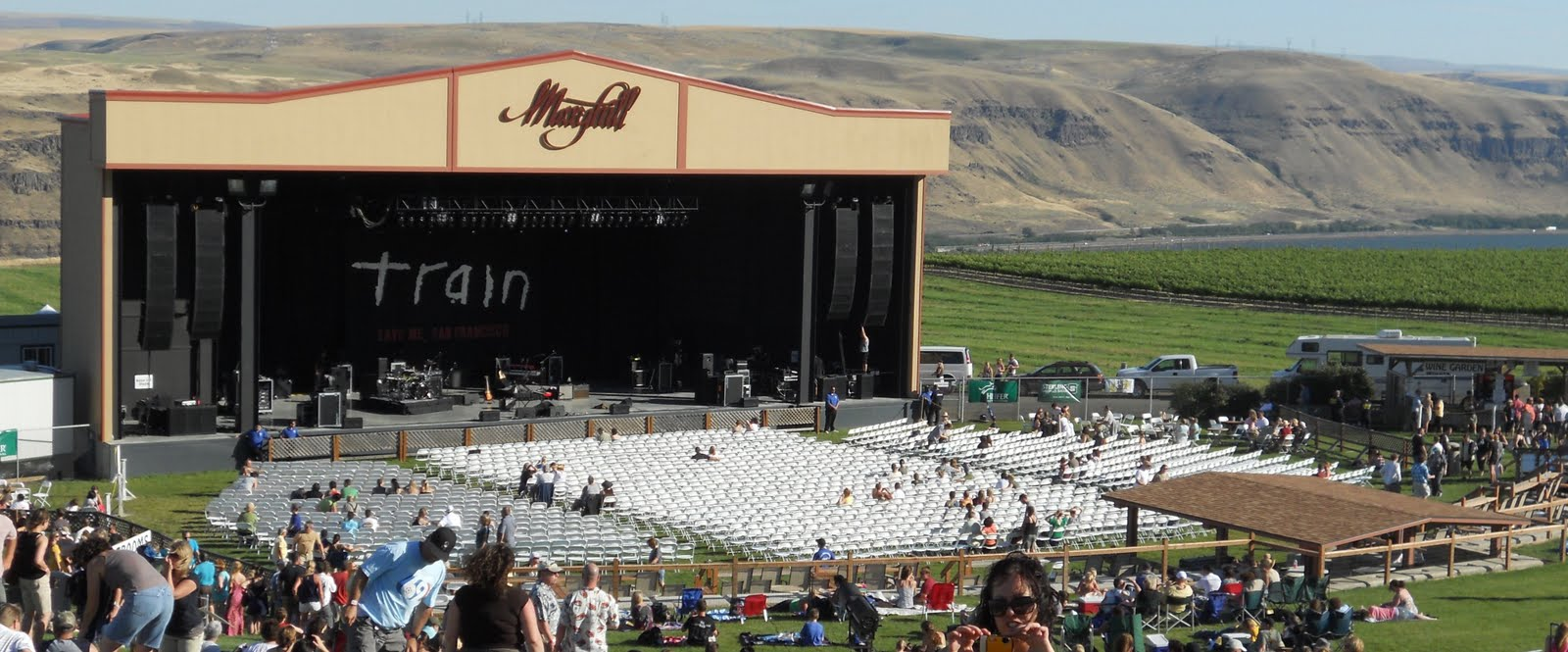 Goldendale Ampitheater - Venue Information | Maryhill Winery
