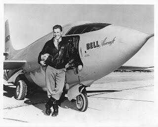 the contributions of chuck yeager in the american air force Us space flight history  makes it's final approach to runway 23 at edwards air force base at the conclusion of  aviation legends chuck yeager and.