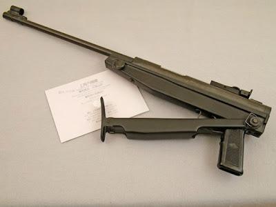 fold up machine gun