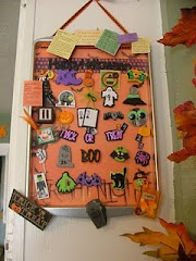 Halloween Cookie Sheet Countdown