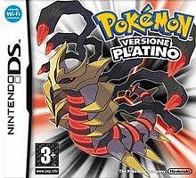 Pokemon Versione Platino (Italy)