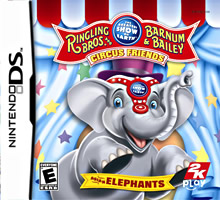 Ringling Bros. and Barnum & Bailey: Circus Friends: Asian Elephants (USA)
