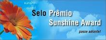 Selo Prêmio Sunshine Awards