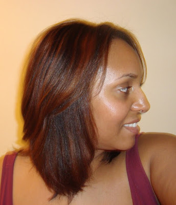 Dominican Blowout On Natural Hair Nyc