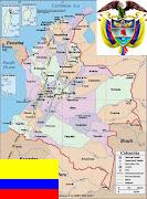 MI CORAZON NO LATE VIIIBRA. http://WWW.VIBRA.FM geografia mapa colombia