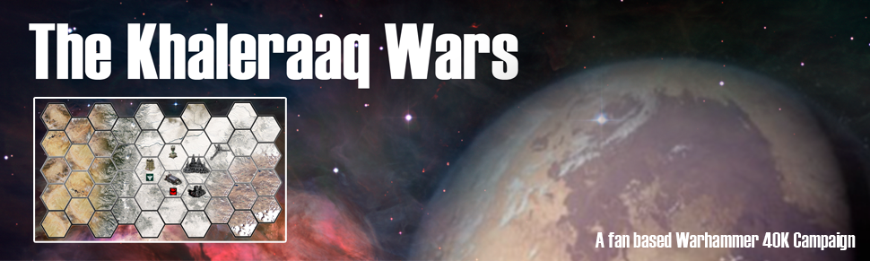 The Khaleraaq Wars